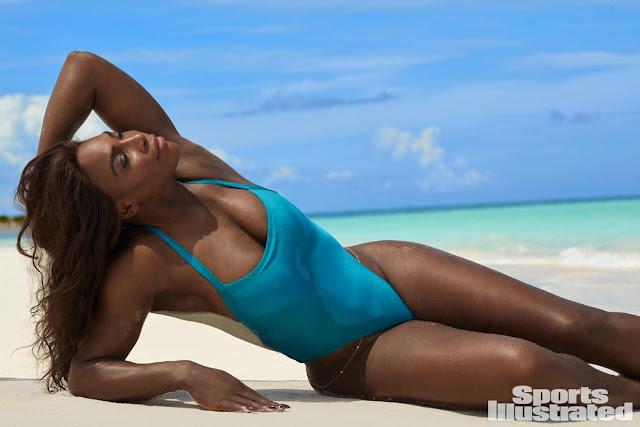 Η Serena Williams στο Sports Illustrated