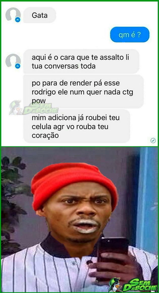TÁ DADO O PAPO, PRINCESA