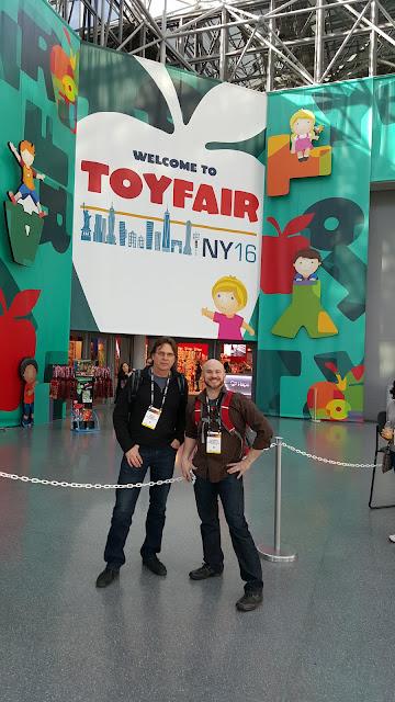 Toy Fair NY16