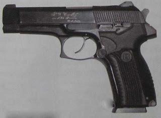 """9-мм пистолет Ярыгина """"Грач-2"""" (второй вариант 6 П35). Опытная модель"""