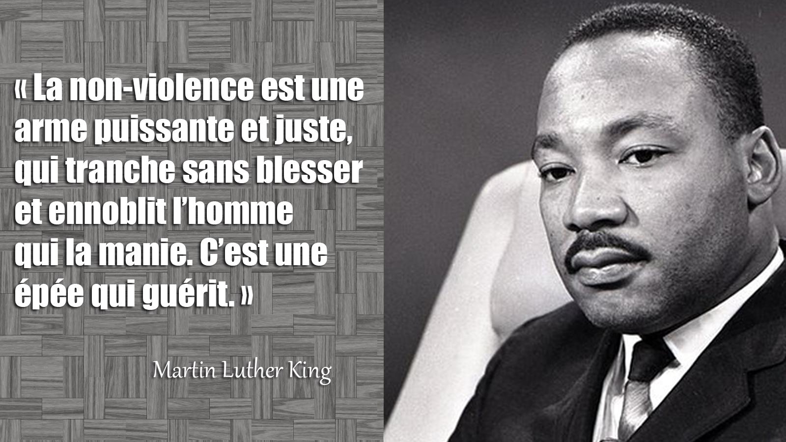 Kreyol Spiritual Hommage Du Jour à Martin Luther King Jr