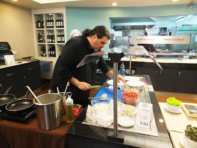Semana Gastronómica Italiana no Tryp Oriente - reservarecomendada.blogspot.pt