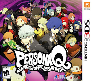 Download 3DS CIAs: Persona Q: Shadow of the Labyrinth