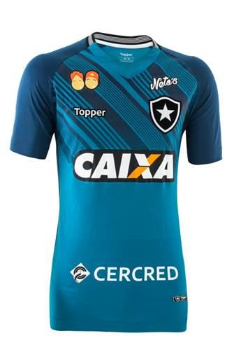 a0e8cce56b Topper lança uniforme para a temporada 2018 do Botafogo de Futebol e ...