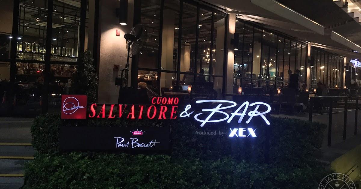 Salvatore Cuomo: A Genuine Taste of Naples in Metro Manila