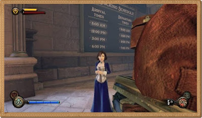 BioShock Infinite Games Screenshots