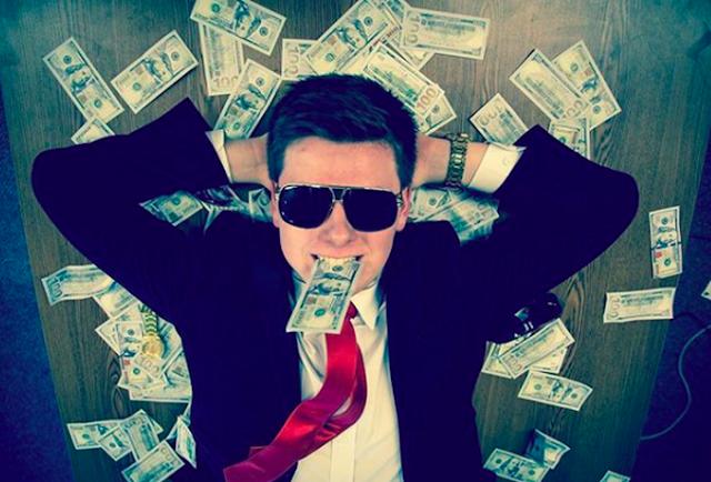 Berkat Bitcoin Remaja 19 Tahun Memiliki 80 Miliar