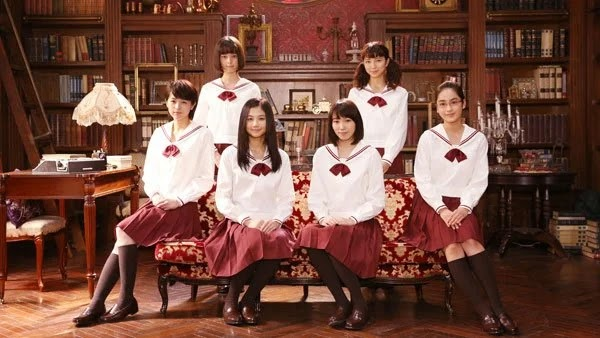 Ankoku Joshi Live Action (2017) Subtitle Indonesia