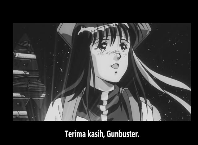 Gunbuster Subtitle Indonesia