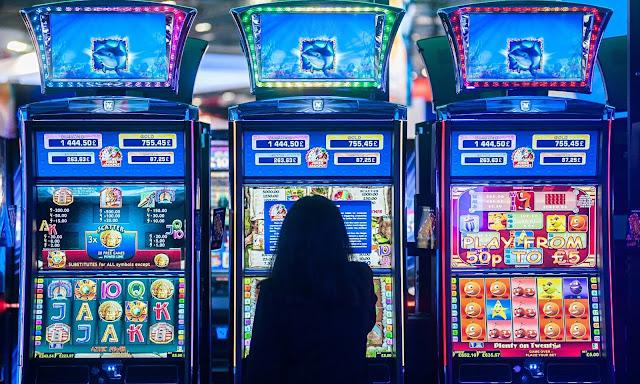 Land-Based Slot Machine