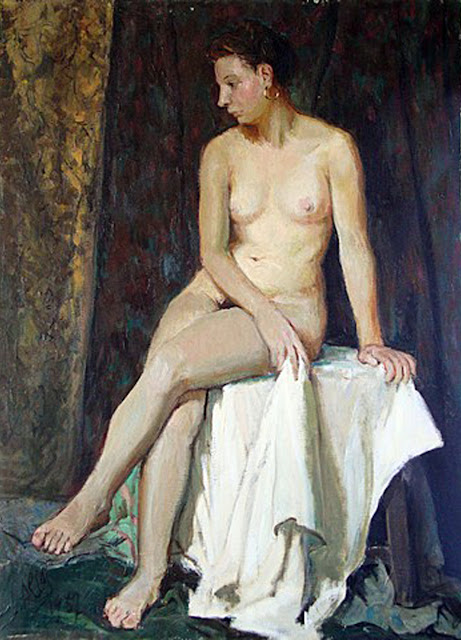 Luis Arcas Brauner, Artistic nude, The naked in the art,  Luis Arcas, Il nude in arte, Fine art