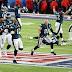 Águilas derrotan a Patriotas 41-33 para ganar su primer Super Bowl