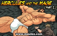 Hercules and the Mage (part 1)