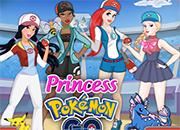 Princess Pokemon Go juegos