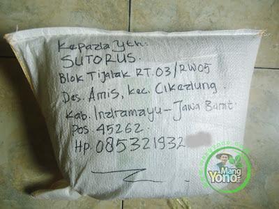 Benih Padi TRISAKTI untuk Sutorus Indramayu   sebanyak 5 Kg atau 1 Bungkus