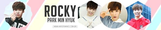 Rocky - Park Min Hyuk - ASTRO