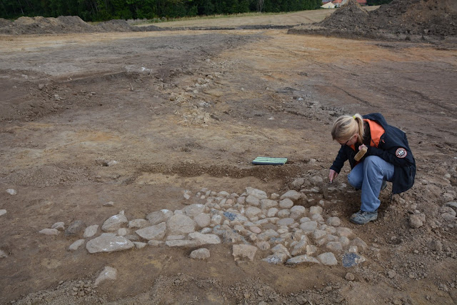 Archaeologists uncover medieval village in mid-Jutland