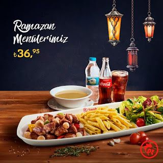 tavuk dünyası ramazan 2019 iftar menü ve fiyatları tavuk dünyası iftar menüsü