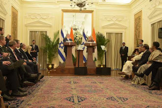 indo-israeli-singes-nine-agreements