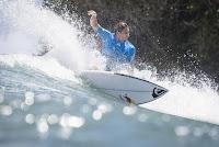 1 Leonardo Fioravanti 2018 Martinique Surf Pro foto WSL Damien Poullenot