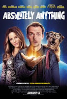 Absolutely Anything (2015) Poster