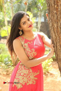 Telugu Actress Anusha Stills at Dhyavudaa Movie Teaser Launch  0023.JPG