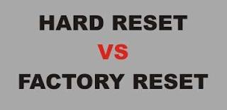 Ini Dia Perbedaan Hard Reset dan Factory Reset Android