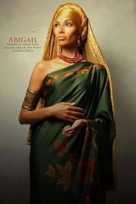 Abigail Black Biblical characters