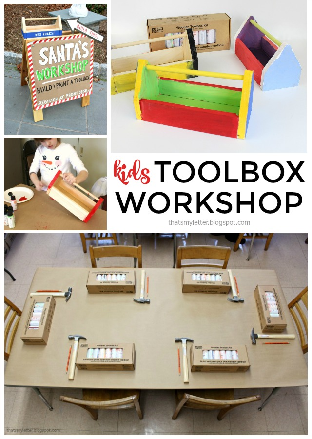 kids toolbox workshop