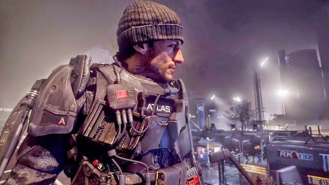 لعبة Call of Duty: Advanced Warfare