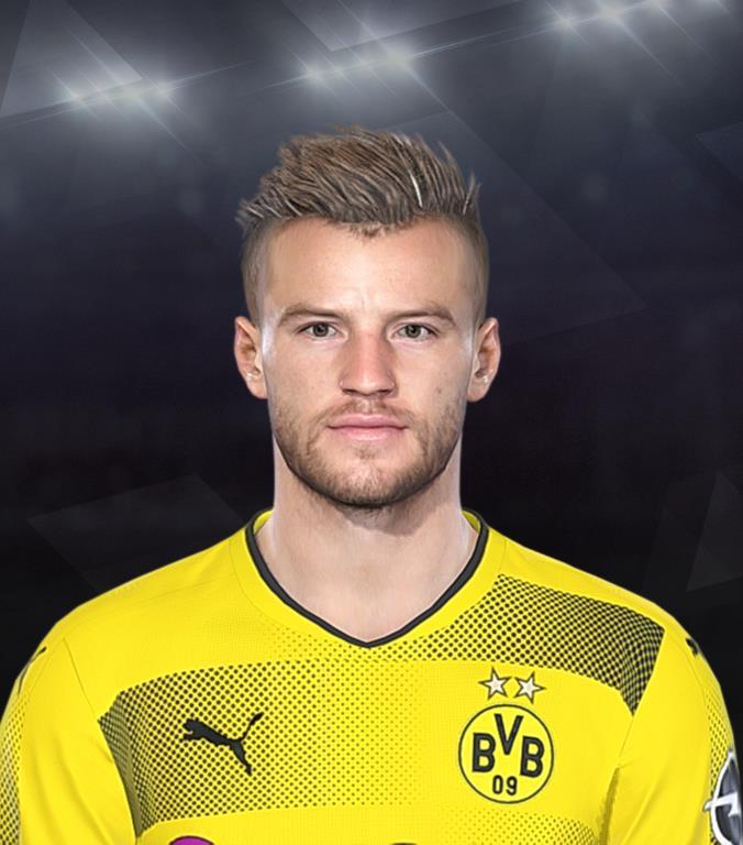 Ultigamerz Pes 2010 Pes 2011 Face: Ultigamerz: PES 2018 Andriy Yarmolenko (Borussia Dortmund
