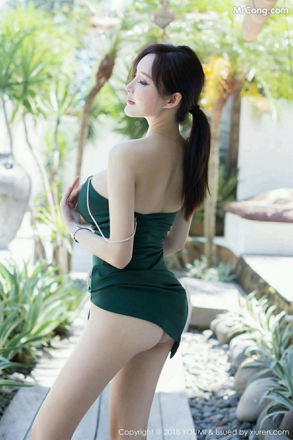 Image YouMi-Vol.188-Tu-Fei-Yuan-Ai-Cuo-Qiong-MrCong.com-021 in post YouMi Vol.188: Người mẫu 奶瓶土肥圆 (52 ảnh)