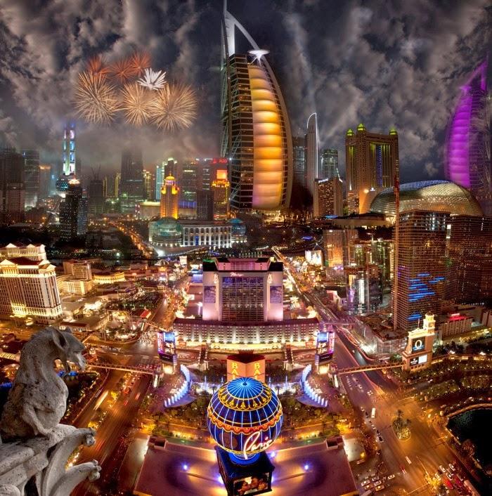 Вымышленные города