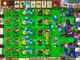 game Plants vs Zombies danh cho java