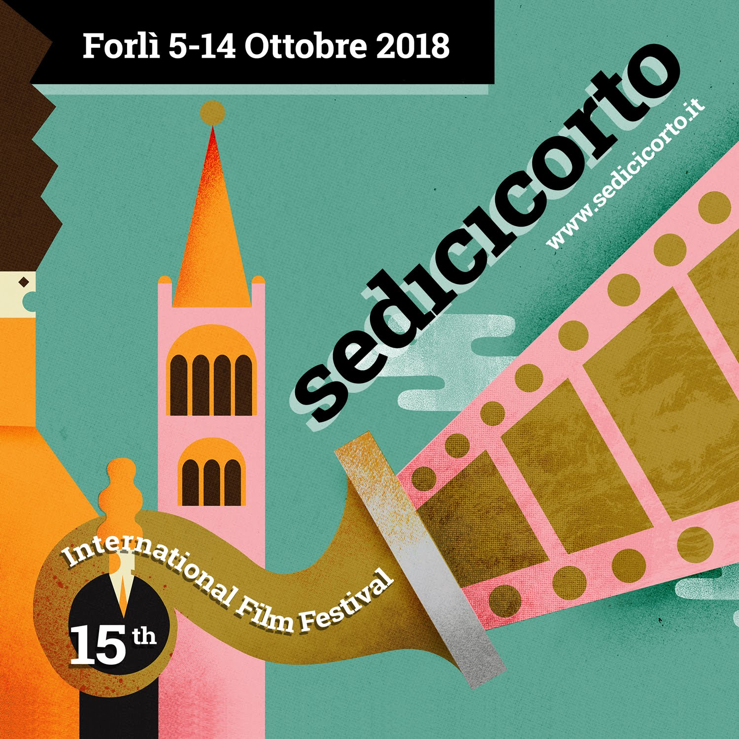 15° Sedicicorto International Film Festival