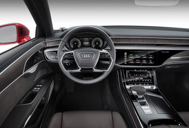 2019 Audi A8 Release Date UK