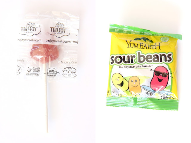 TruJoy Sweets YumEarth Sourbeans