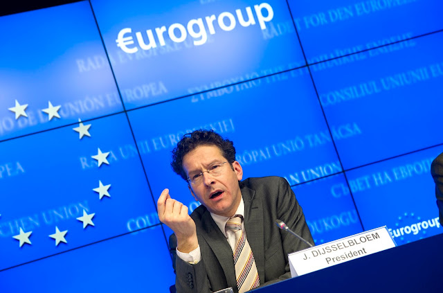 Eurogroup: Το «μαρτύριο της σταγόνας» μέχρι τελικής πτώσεως…