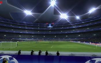 The Ultimate Stage Stadium | UEFA | PES2017 | Released [25.03.2018]