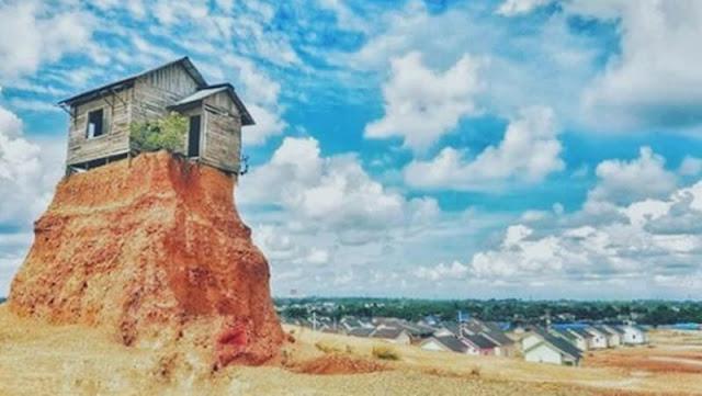 Rumah Jomblo, Destinasi Wisata Favorit Milenial di Banjarbaru