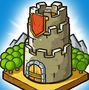 Download Game Grow Castle (Mod Unlimited Coins) Apk for android