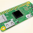 The Raspberry Pi Zero costs only 5$ a tiny computer - Tiny Cool Gadget