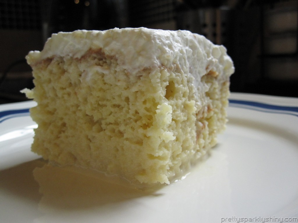 TRES LECHES CAKE | CHILEAN RECIPES