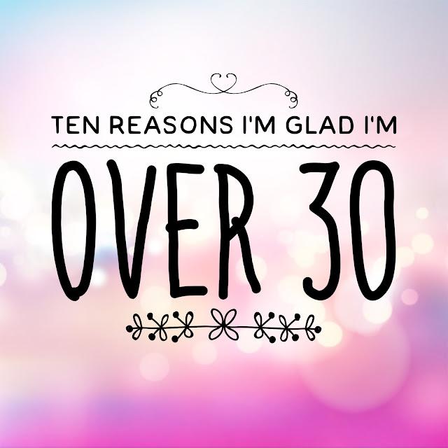 30 plus bloggers