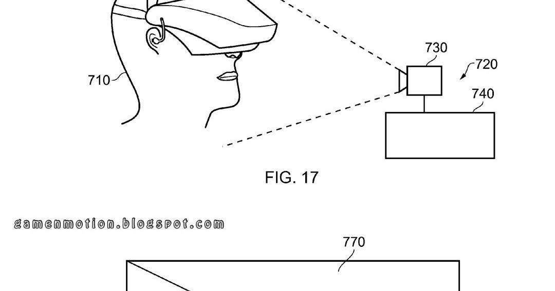 Game'N'Motion: Sony's Virtual Reality Head Mountable