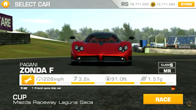 Real Racing 3 Mod v5.2.0 Apk Unlimited $ Money