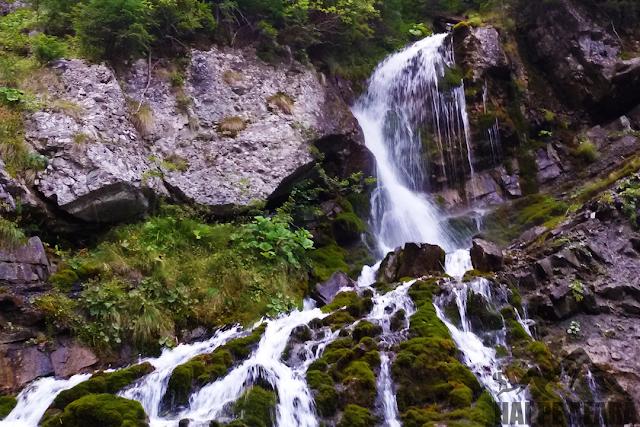 Cascada Valea Spumoasă Bușteni