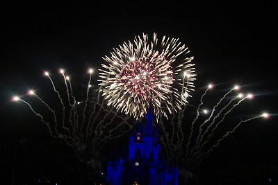 Magic Kingdom em Orlando - Florida