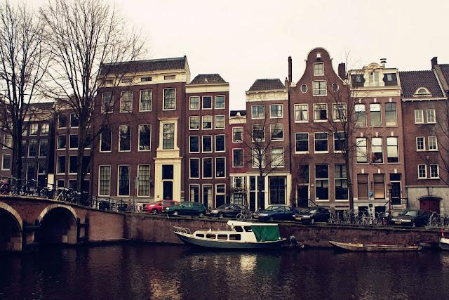 Casa da Anne Frank em Amsterdã