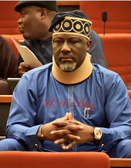 Dino Melaye: Court allows Senator to travel to US, gives reasons